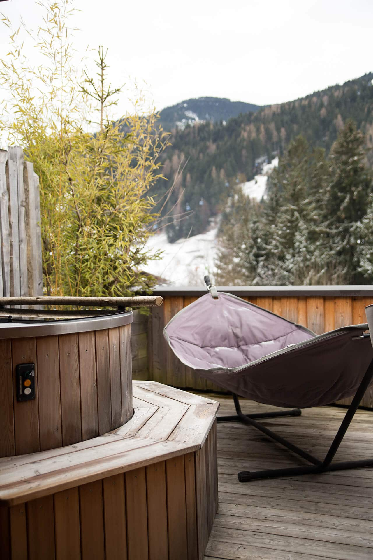 Österreich Mama Thresl Hotel Review Hot Tube
