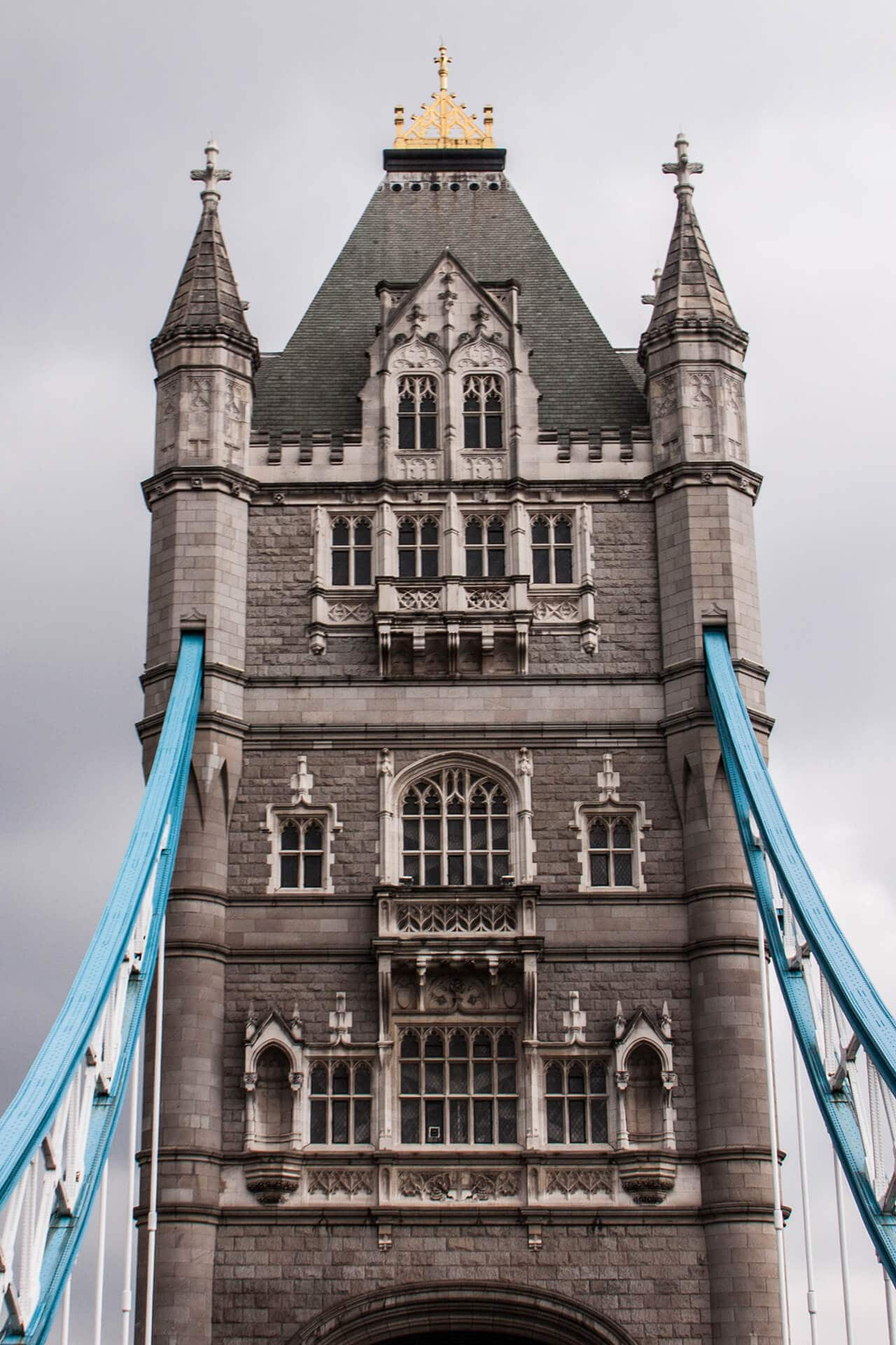 London Traveldiary Tower Bridge