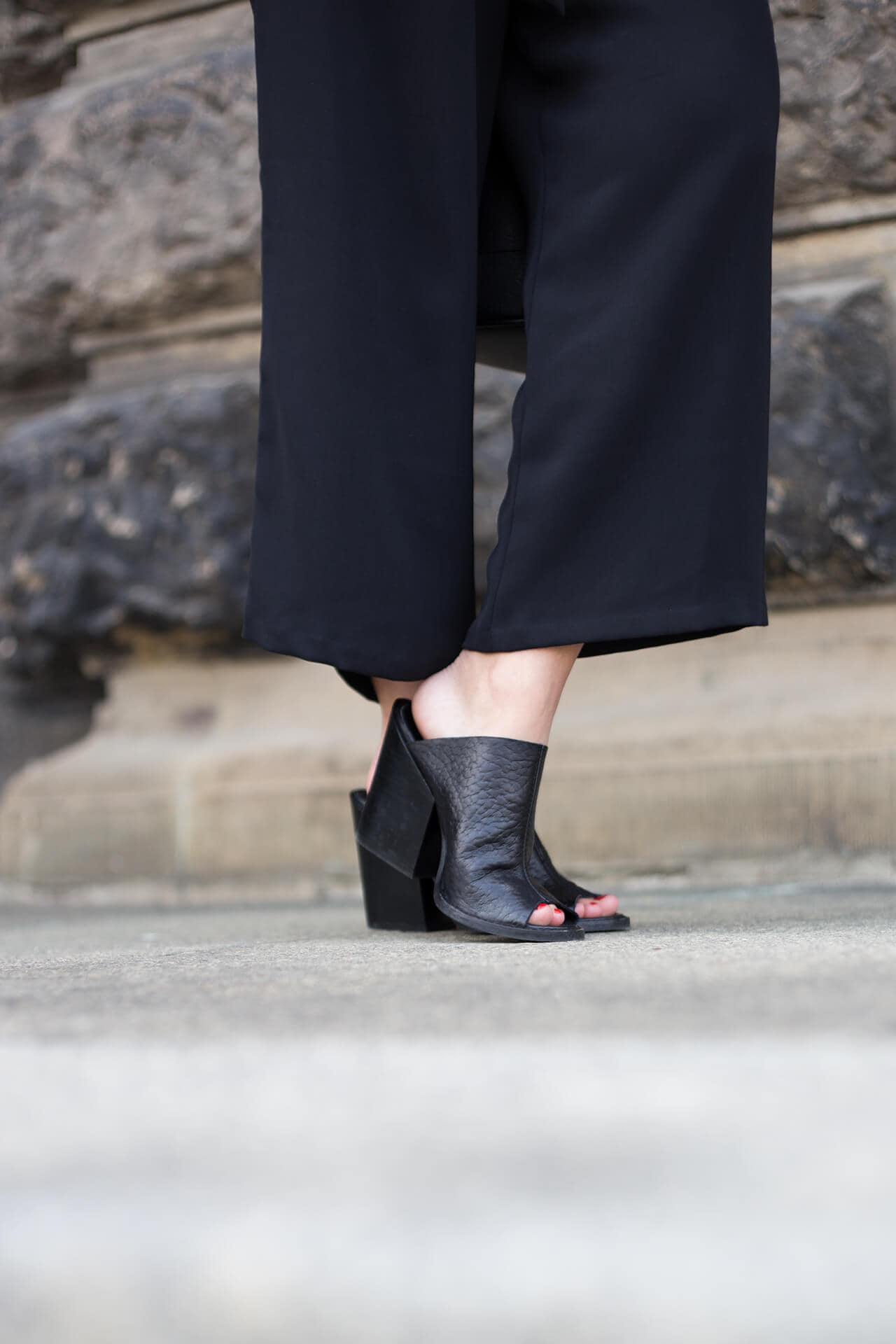 Date Night in Dresden Selected Mules