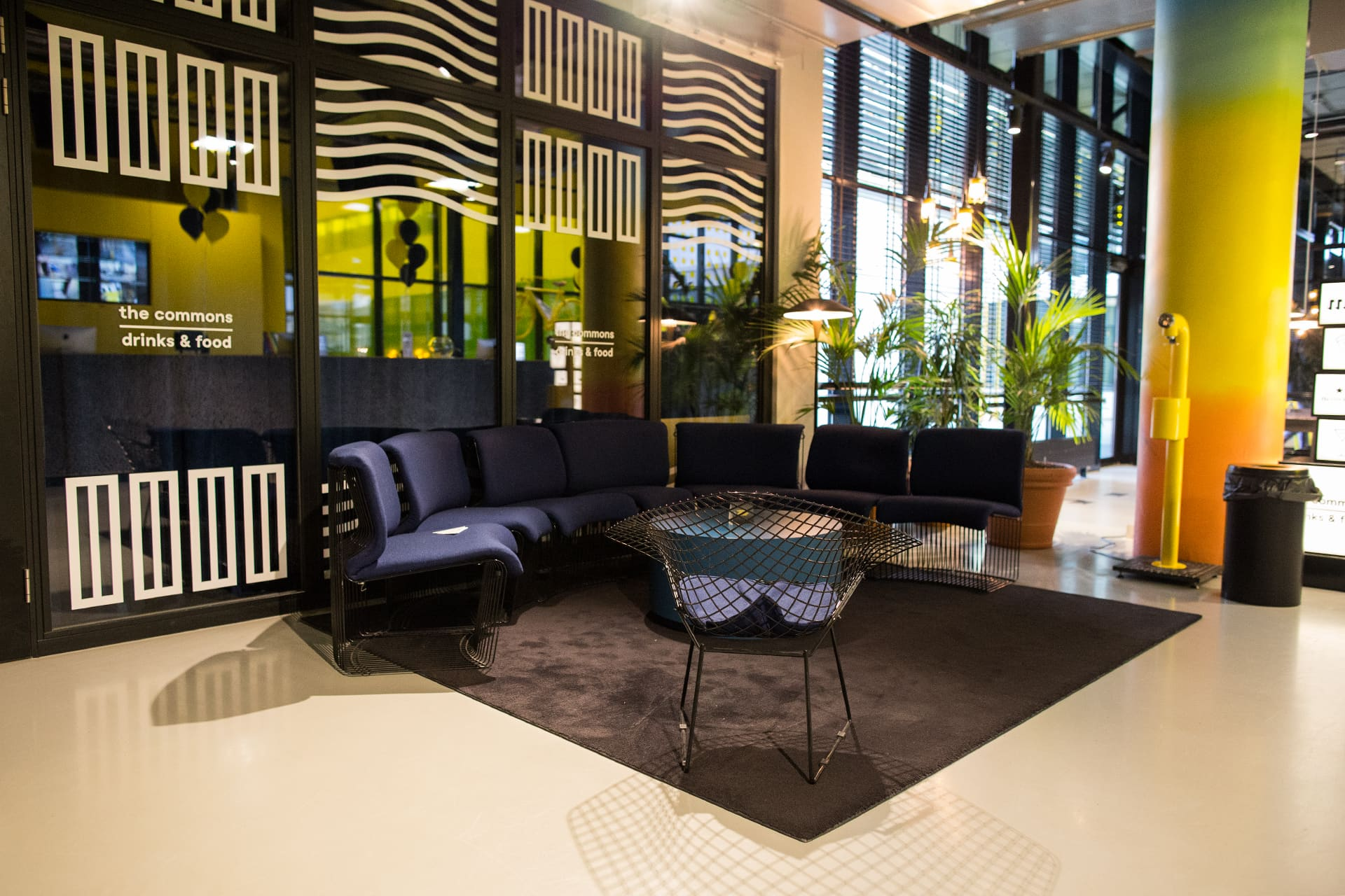 The Studen Hotel Amsterdam City | Lobby