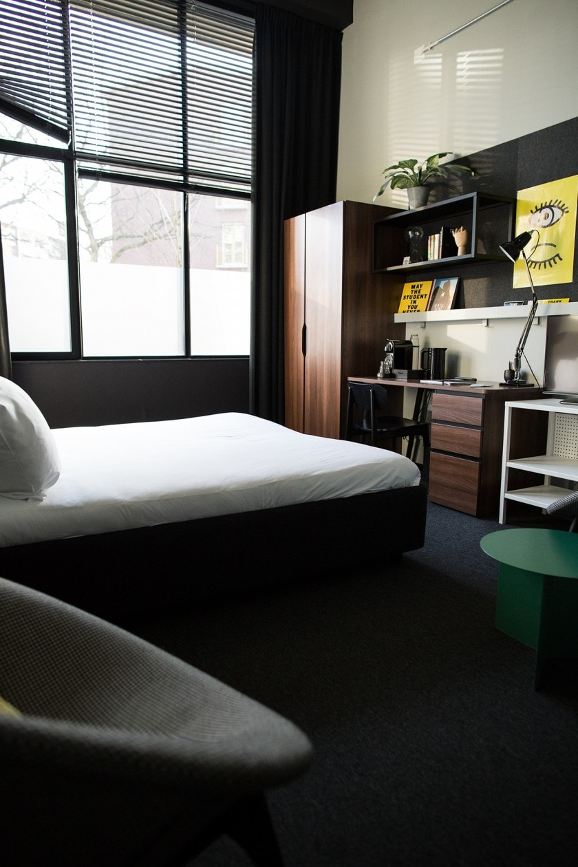 The Studen Hotel Amsterdam City | Zimmer