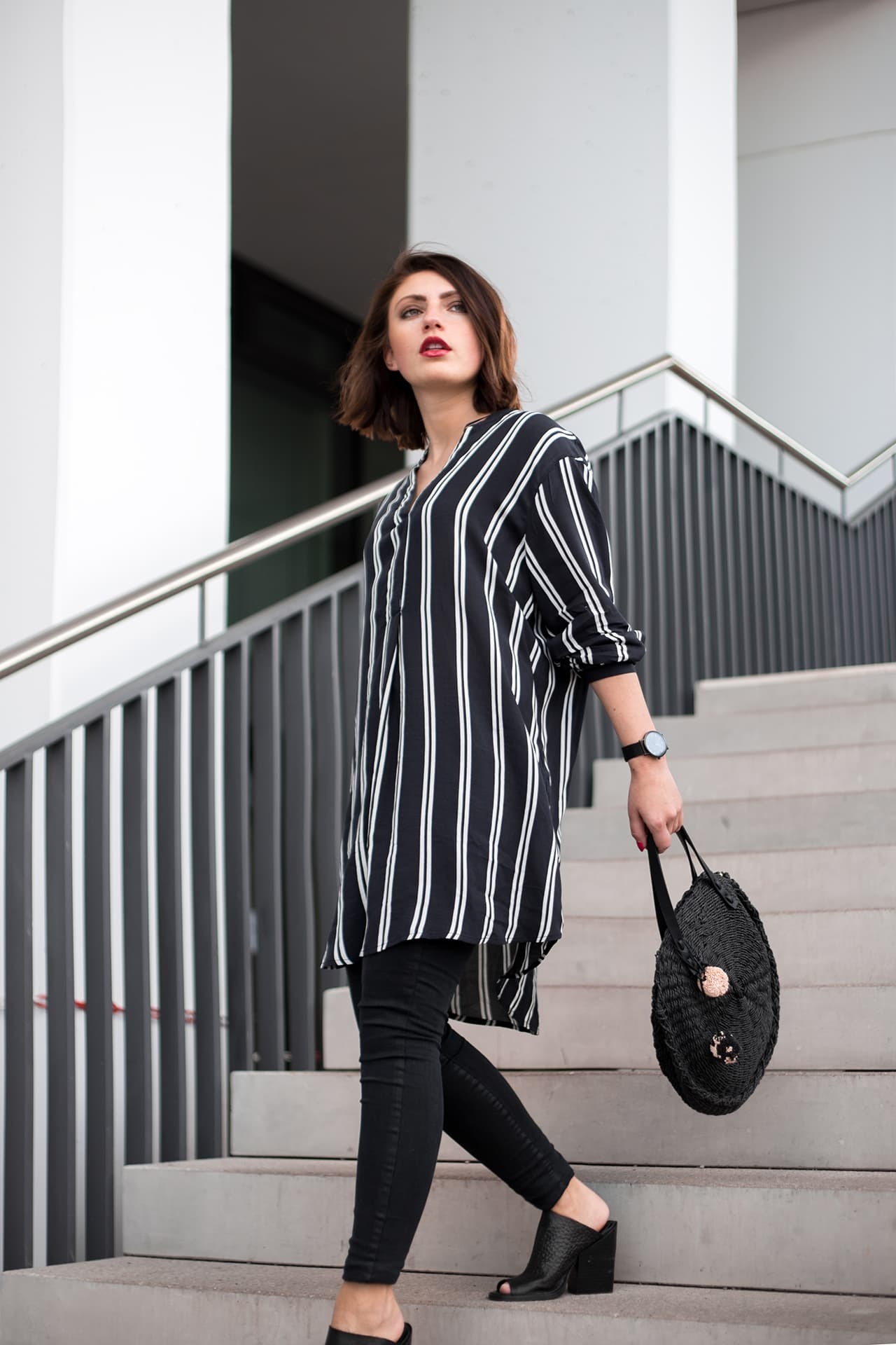 Oversize Bluse im Sommer | Modeberatung