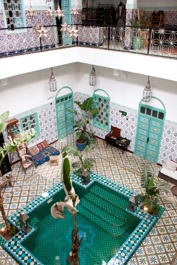 Riad BE Marrakesch | Pool