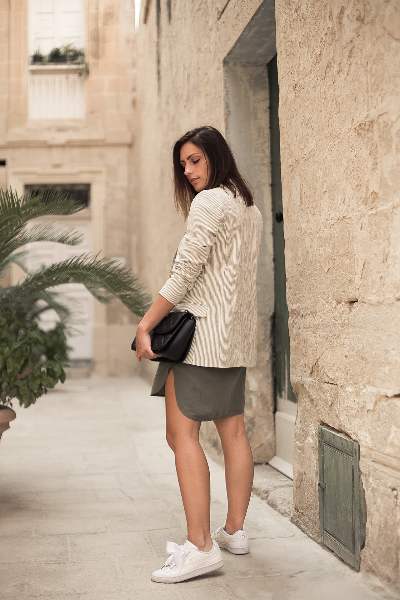 Bequemer Sightseeing Look | Streetstyle Blogger | C'est Levi