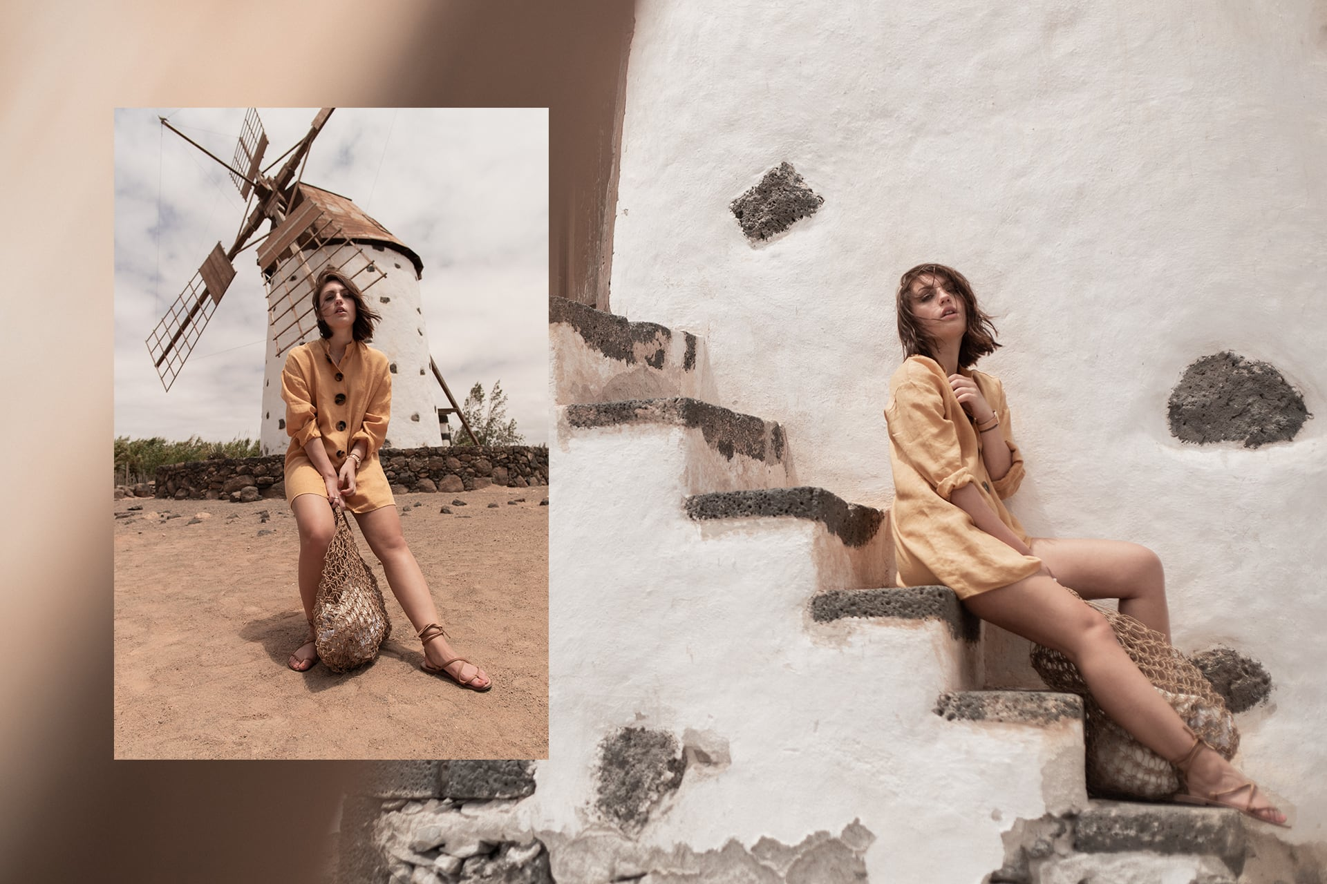 Monthly Review August 2018 | Fuerteventura Editorial Shooting | Blog C'est Levi