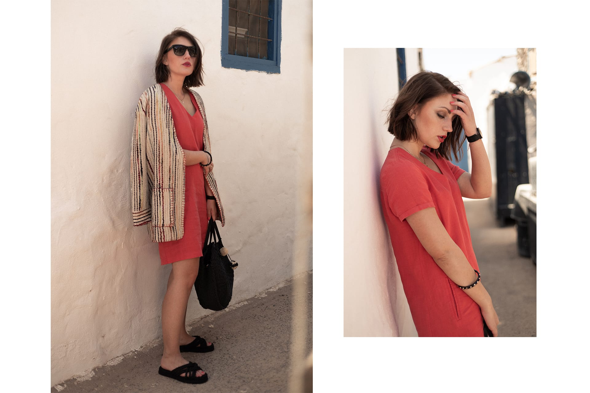 Late Summer Oufit mit Rope sandals | Fashion Editorial Blogger | C'est Levi