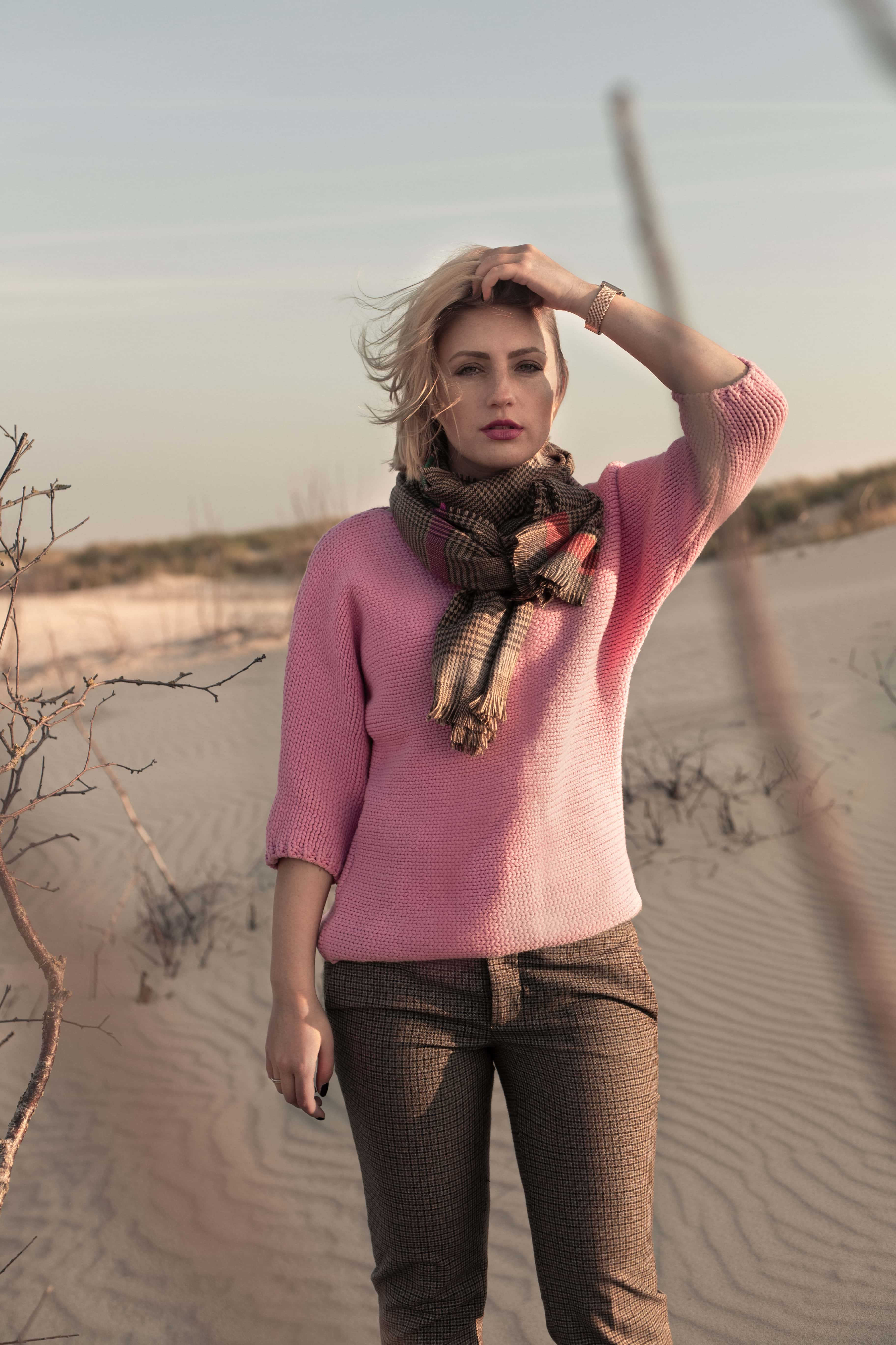 Top 7 Winter Must Haves in Rosatönen | Wie kombbiniert man Pink im Winter | Fashiontipps C'est Levi