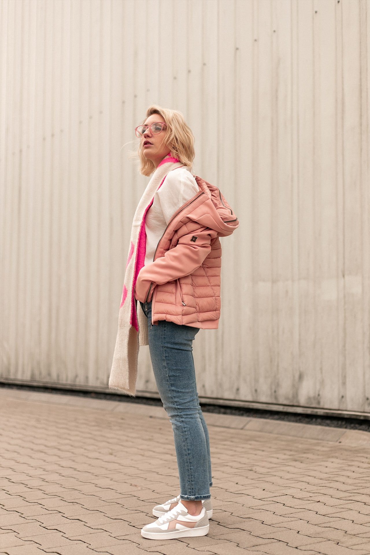 Pressed Rose für den Frühling | How to wear Pressed Rose | Online Magazin C'est Levi