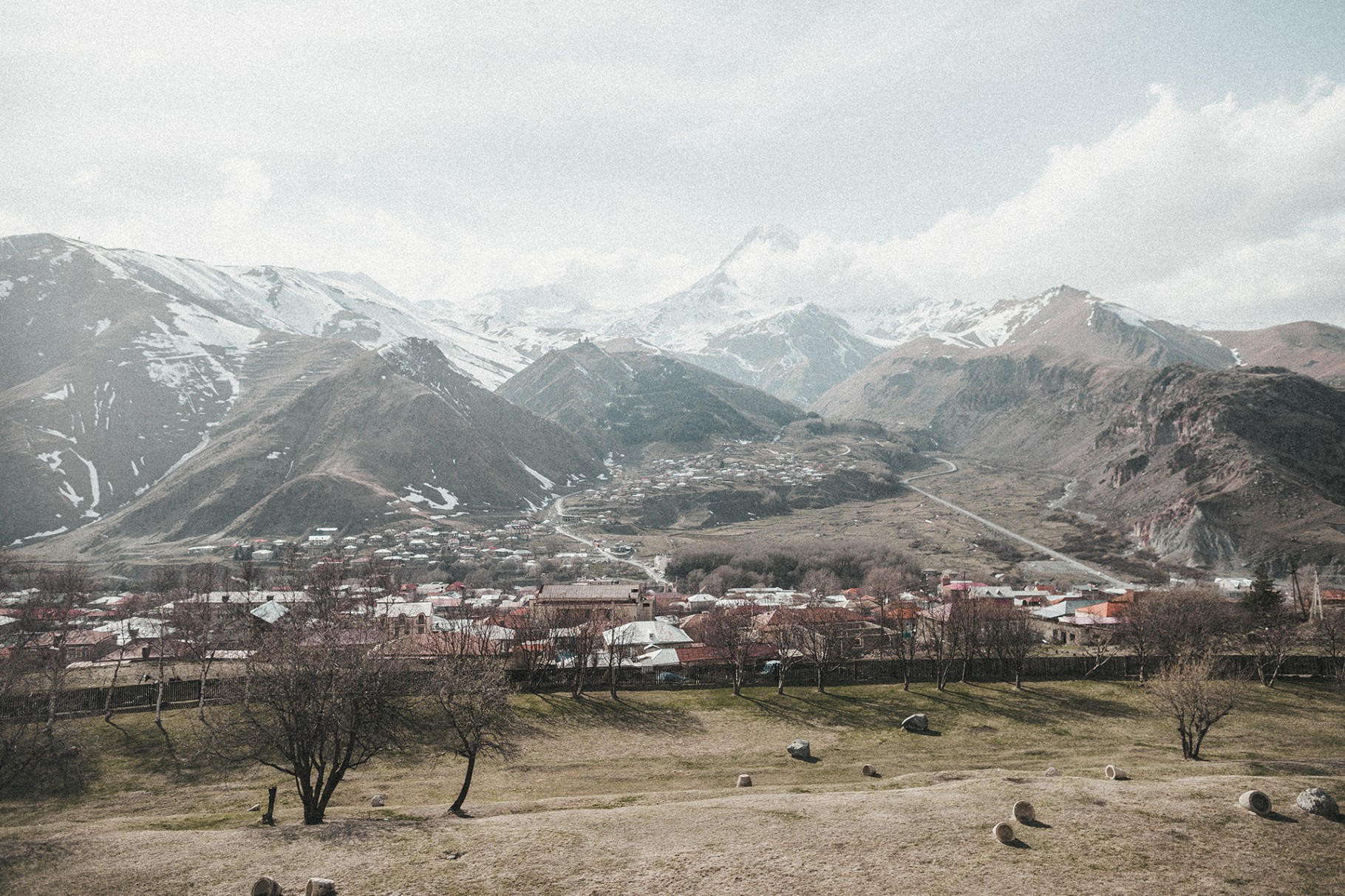 Kazbegi Traveldiary | Rooms Hotel